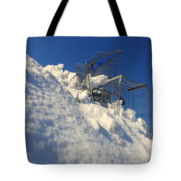 Cart Art No. 28 Tote Bag