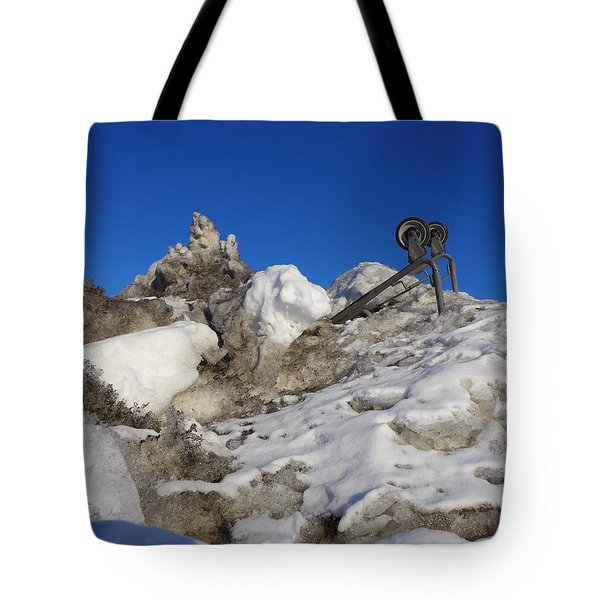 Cart Art No. 29 Tote Bag