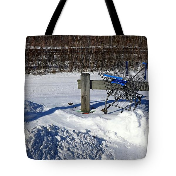 Cart Art No. 30 Tote Bag