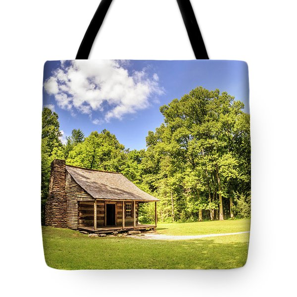 Carter Shields Cabin Tote Bag