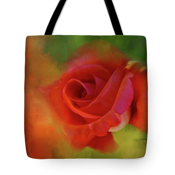 Cary Grant Rose Tote Bag