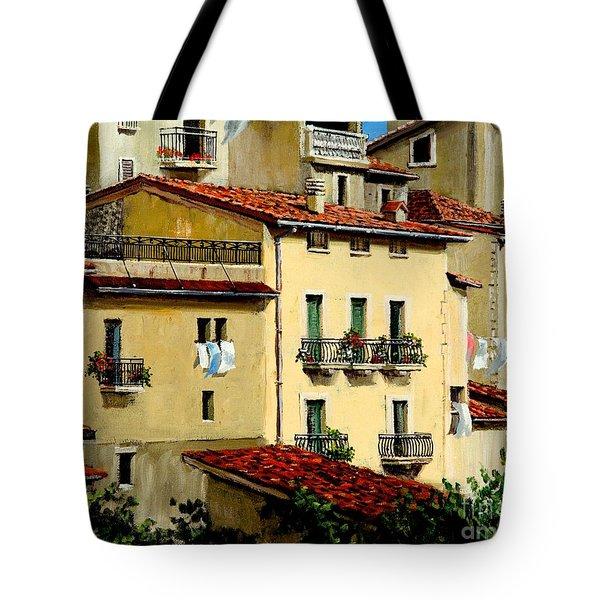 Casa Del Sol Tote Bag