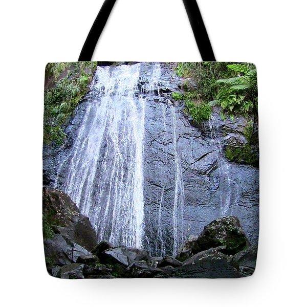 Cascada Tote Bag
