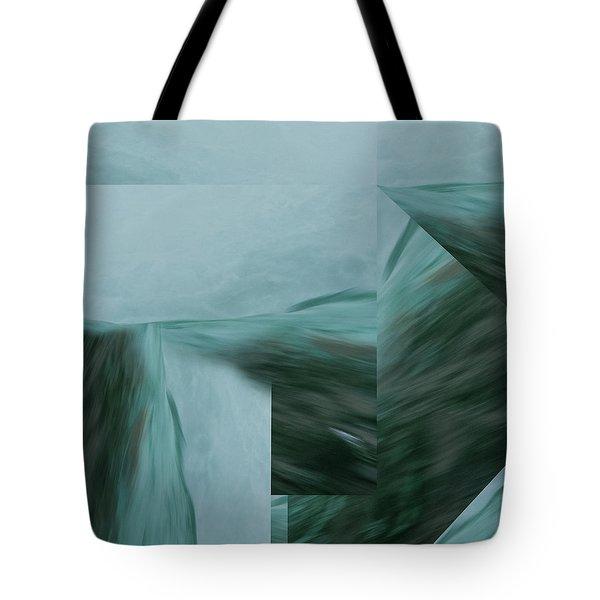 Cascade  Aquascape -  Tote Bag