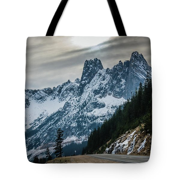 Cascade Beauty Tote Bag
