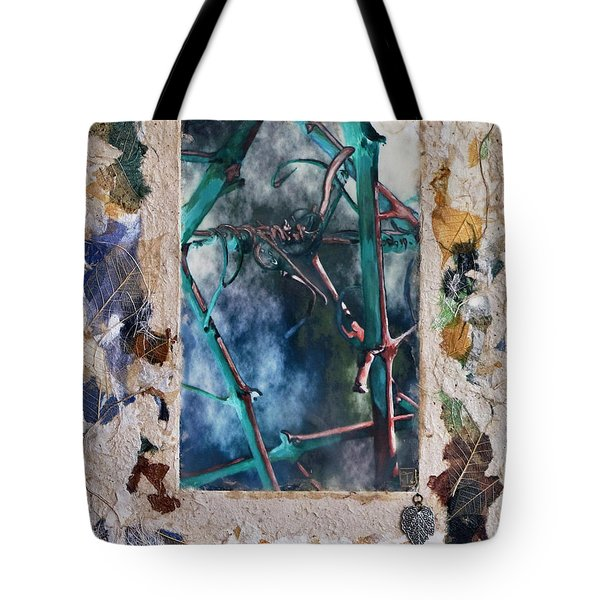 Cascade Tote Bag