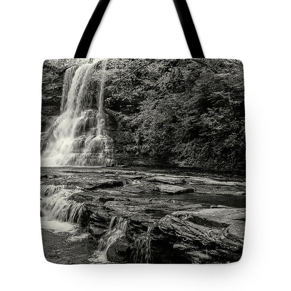 Cascades Waterfall Tote Bag