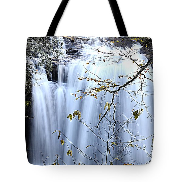 Cascading Water Fall Tote Bag