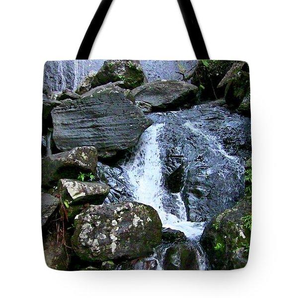 Cascadita De El Yunque Tote Bag