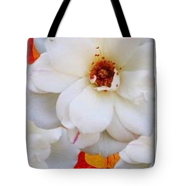 Tote Bag featuring the digital art So Much Beauty by Gayle Price Thomas