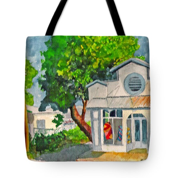 Caseys Place Tote Bag by Eric Samuelson