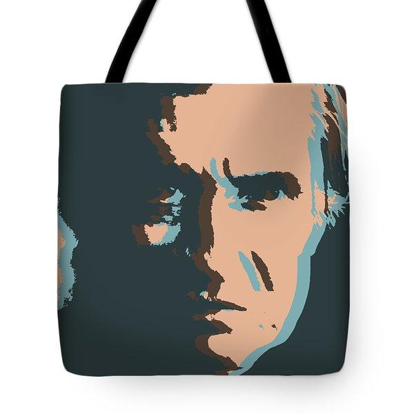 Cash Pop Art Poster Tote Bag