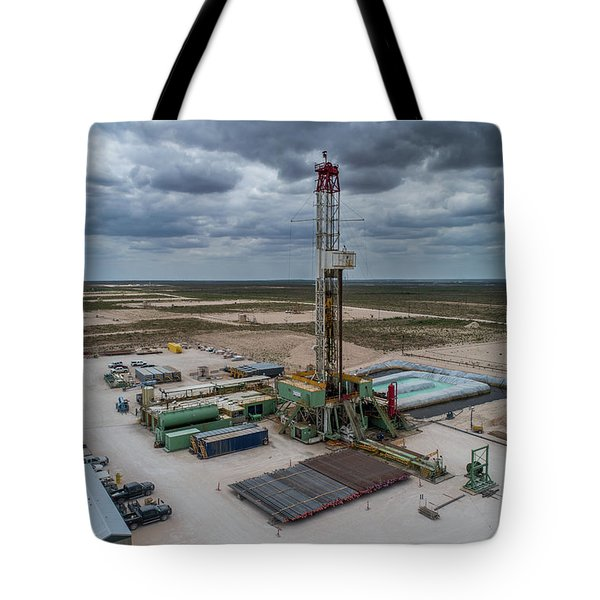 Casing Break Tote Bag