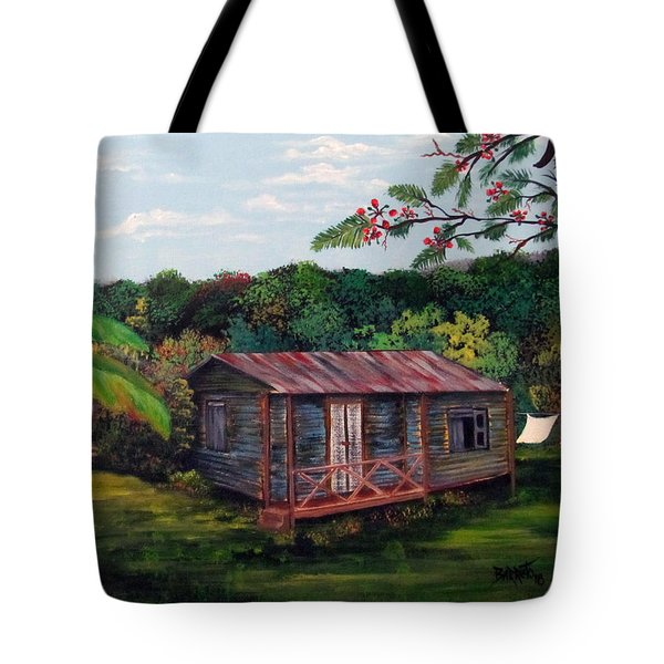 Casita Linda Tote Bag