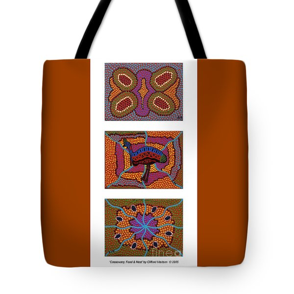 Cassowary - Food - Nest Tote Bag
