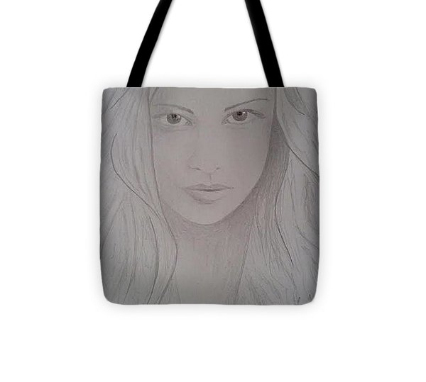 Cassy Blakemore  Tote Bag by Sheila Renee Parker