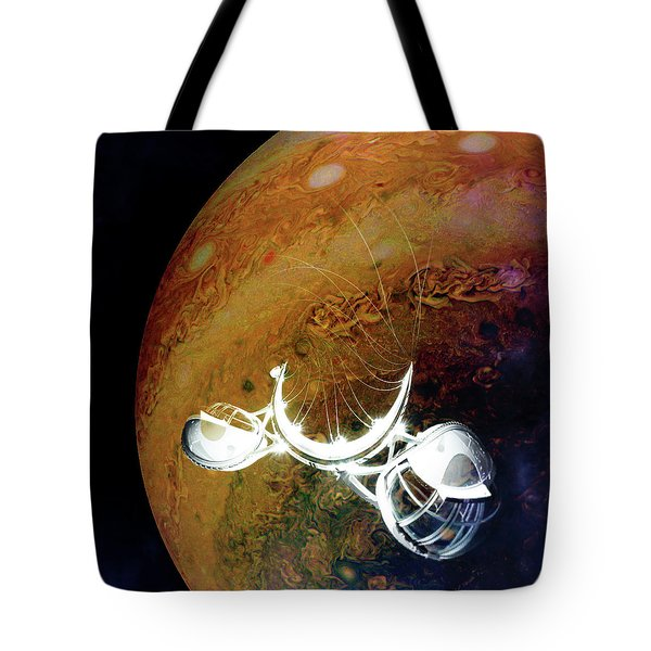 Tote Bag featuring the photograph Cast Away by Alex Lapidus
