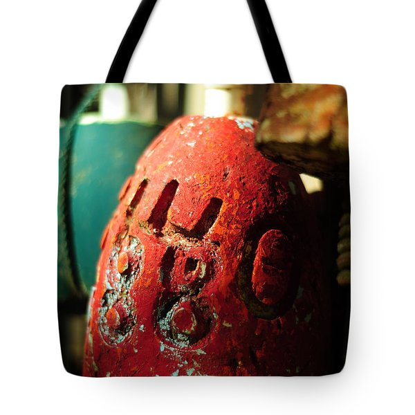 Cast Away Tote Bag