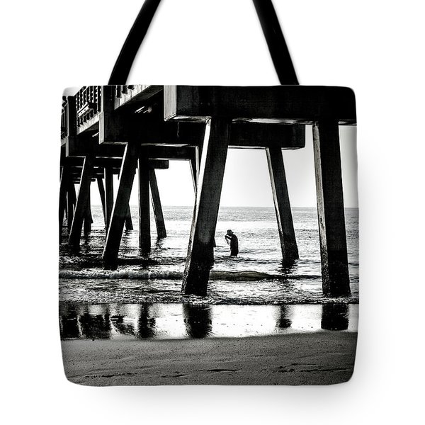 Cast Tote Bag