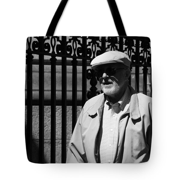 Cast Iron Tote Bag