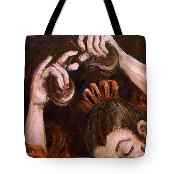 Castanets Tote Bag