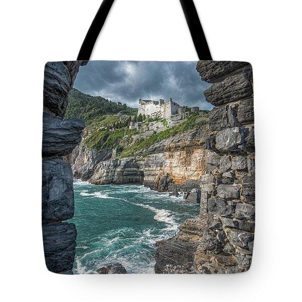 Castello Doria Tote Bag