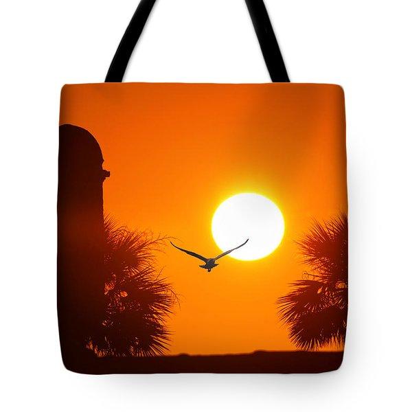 Castillio De San Marcos Tote Bag