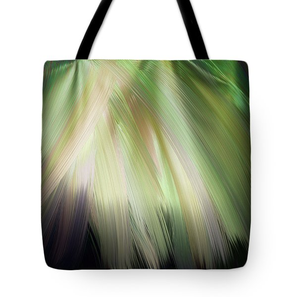 Casting Light Tote Bag by Karen Nicholson