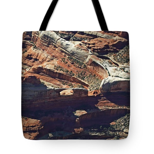Castle Arch In Canyonlands National Park Tote Bag