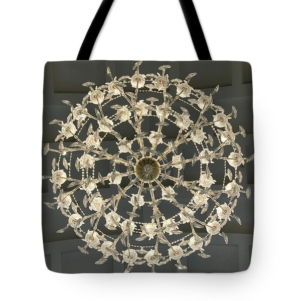 Castle Front Hall 02 Tote Bag