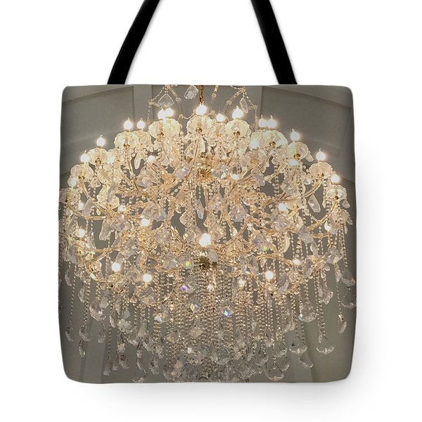 Castle Front Hall 01 Tote Bag