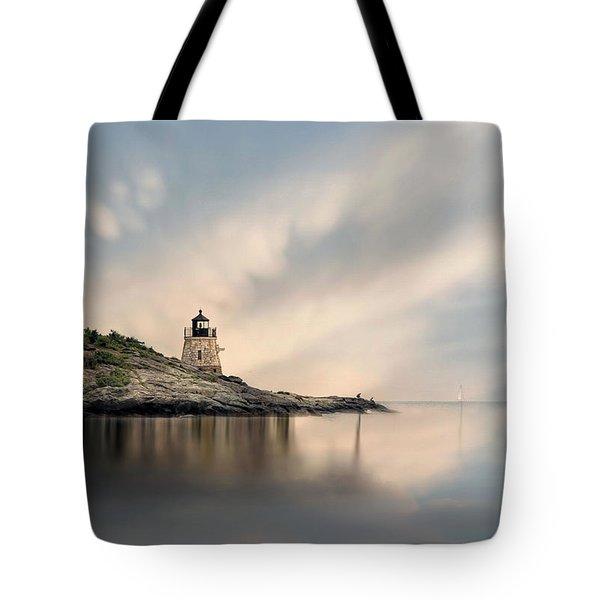Castle Hill Light Tote Bag