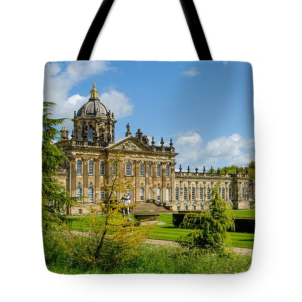 Castle Howard Tote Bag