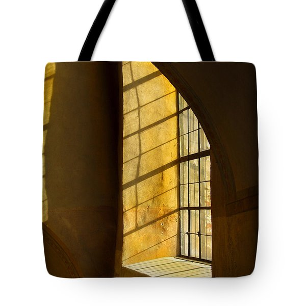 Castle Light Tote Bag