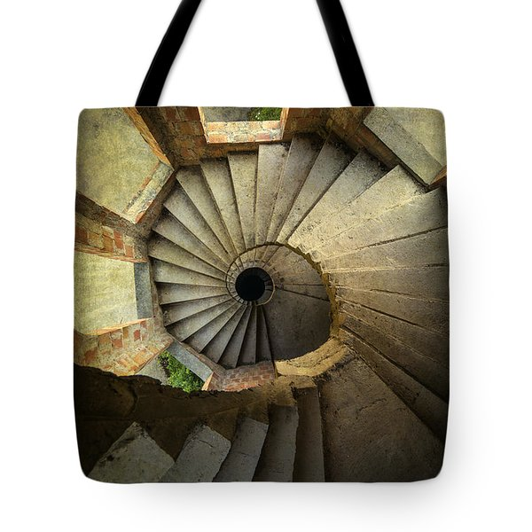 Castle Of Unfinished Dreams Tote Bag