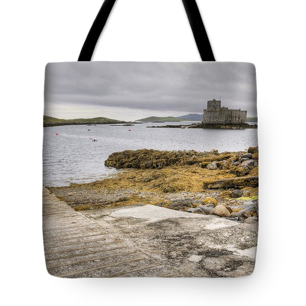 Castlebay In Barra Tote Bag