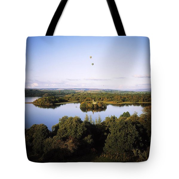 Castleisland Lough Key Forest Park Tote Bag by The Irish Image Collection