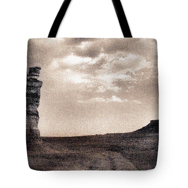 Castles Of Wonder Revisited Tote Bag