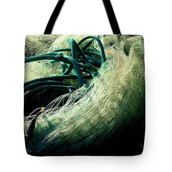 Castnet Ropes Tote Bag