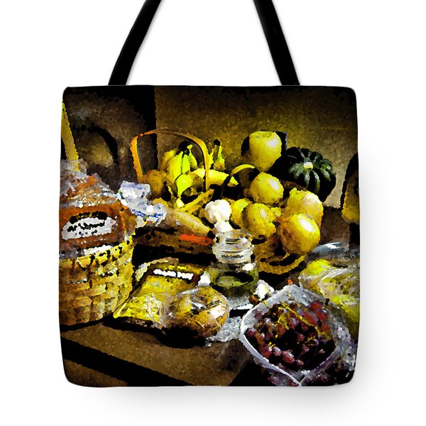 Tote Bag featuring the photograph Casual Affluence by Tom Cameron