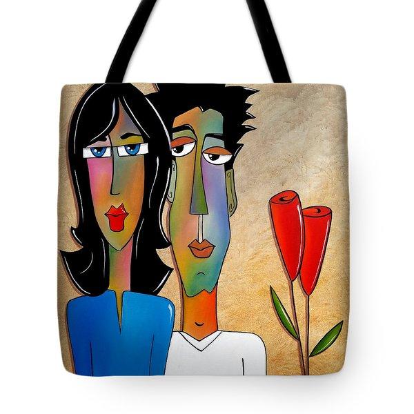 Casual Friday Tote Bag by Tom Fedro - Fidostudio