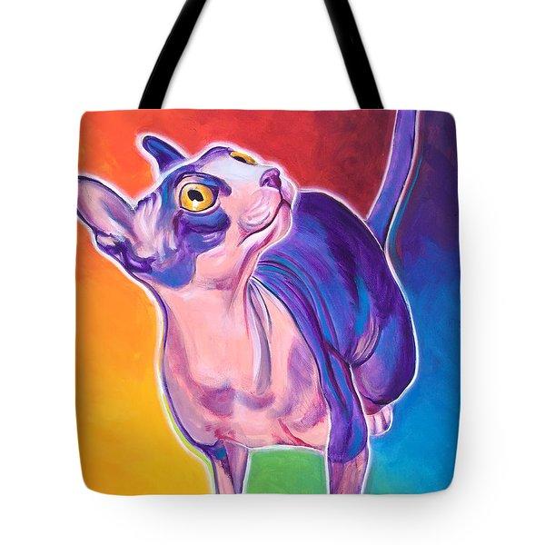 Cat - Bree Tote Bag