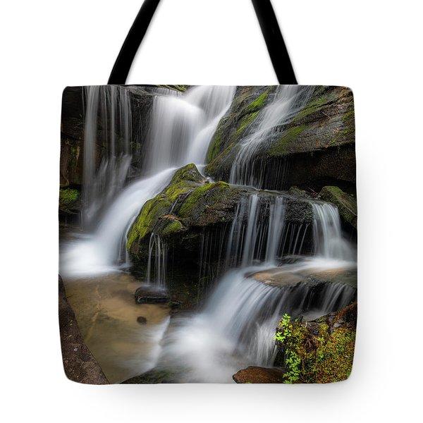 Cat Gap Loop Trail Waterfall Tote Bag