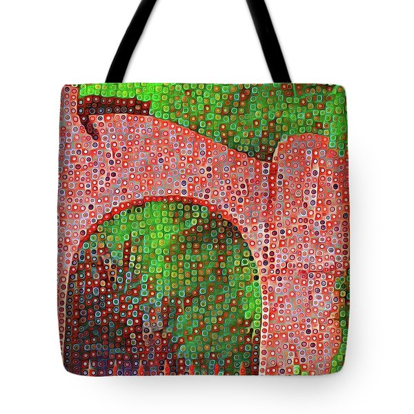 Cat On Enfield Tote Bag