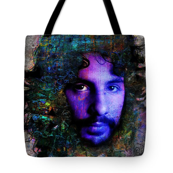Cat Stevens Tote Bag
