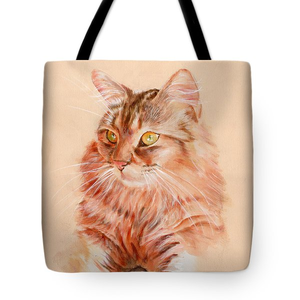 Warming In The Sun Tote Bag