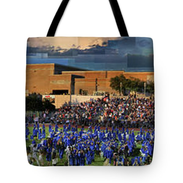 Catalina Foothills High School Graduation 2016 Tote Bag