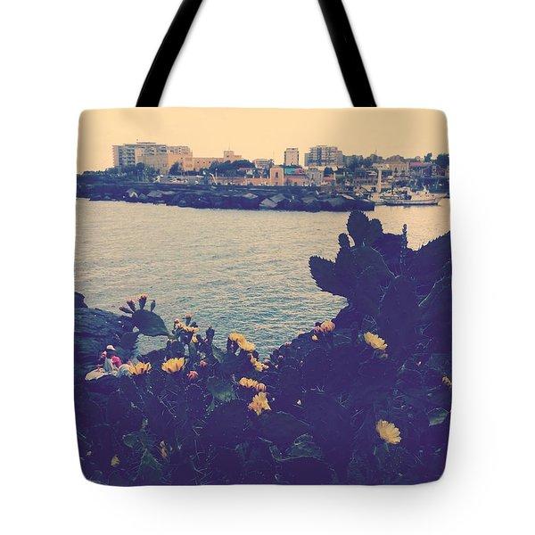 Catania Tote Bag