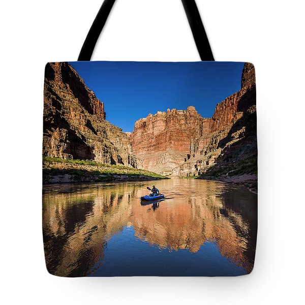 Cataract Canyon Tote Bag