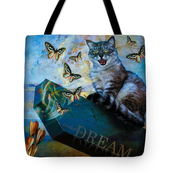 Catch A Dream Tote Bag